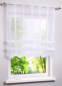8c7f8e1f Gjennomsiktige gardiner. Smale liftgardiner på nett kjøp i nettbutikk